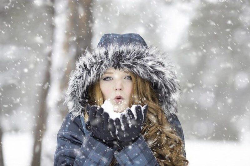 Zdrowa skóra zimą